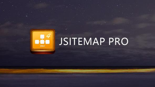 joomla最强网站地图组件-JSitemap pro
