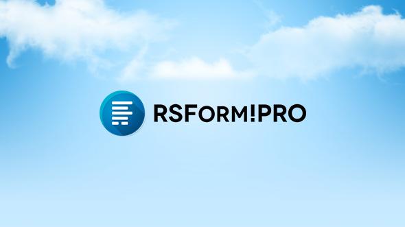 RSForm!Pro 表单组件